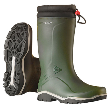 Dunlop Blizzard Gr. 42 PVC Winterboot Thermostiefel 34856 PA363p